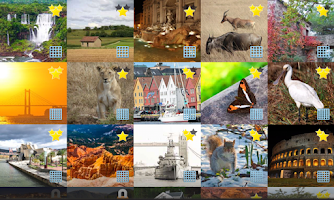Screenshot of Photo Puzzles Free