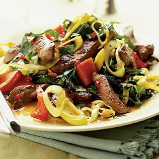 Stir Fry Liver Recipes
