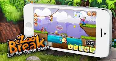 Screenshot of eZooBreak