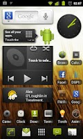 Screenshot of FTL Launcher Lite
