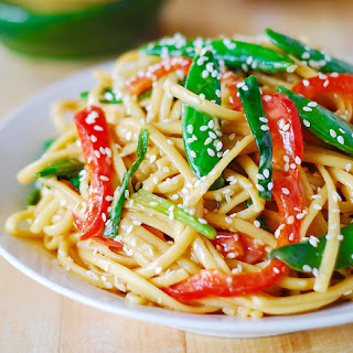 Asian Noodle Salad Peanut Butter Recipes