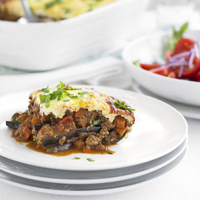 The ultimate makeover: Moussaka