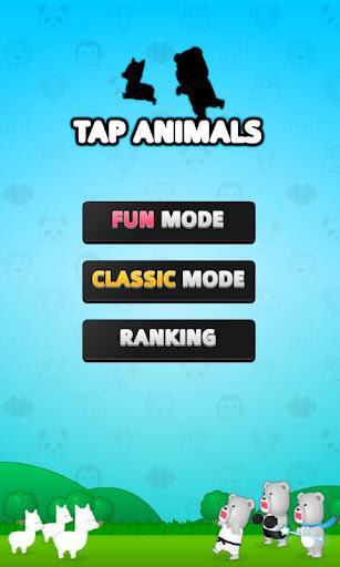 Tap Animals 記憶對對碰