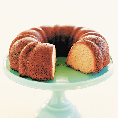 Melt-and-mix Honey Cake