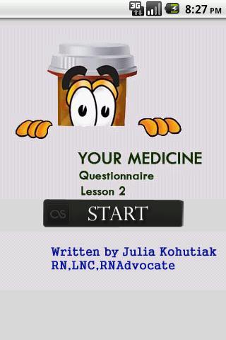 Health Questionnaire