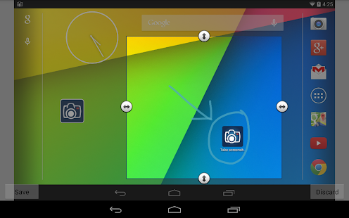 App Screenshot Ultimate apk for kindle fire