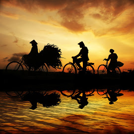 Bali Ngarit by Arie Dexz - Transportation Bicycles