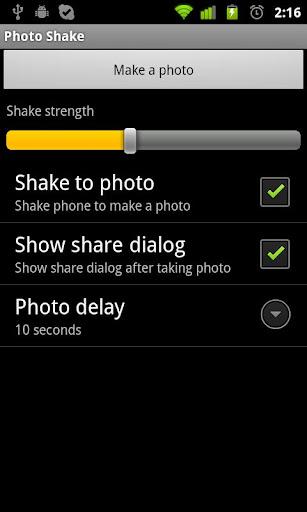 Photo Shake FREE