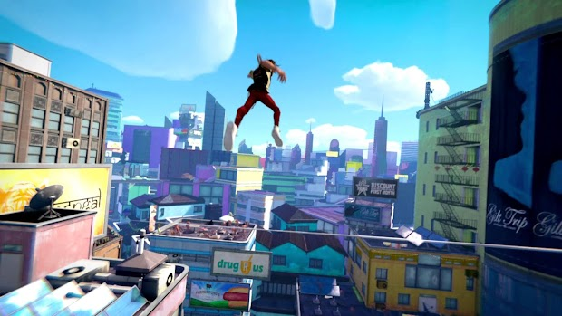 Insomniac's Sunset Overdrive due to arrive next year
