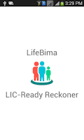 Screenshot of LifeBima - LIC Ready Reckoner