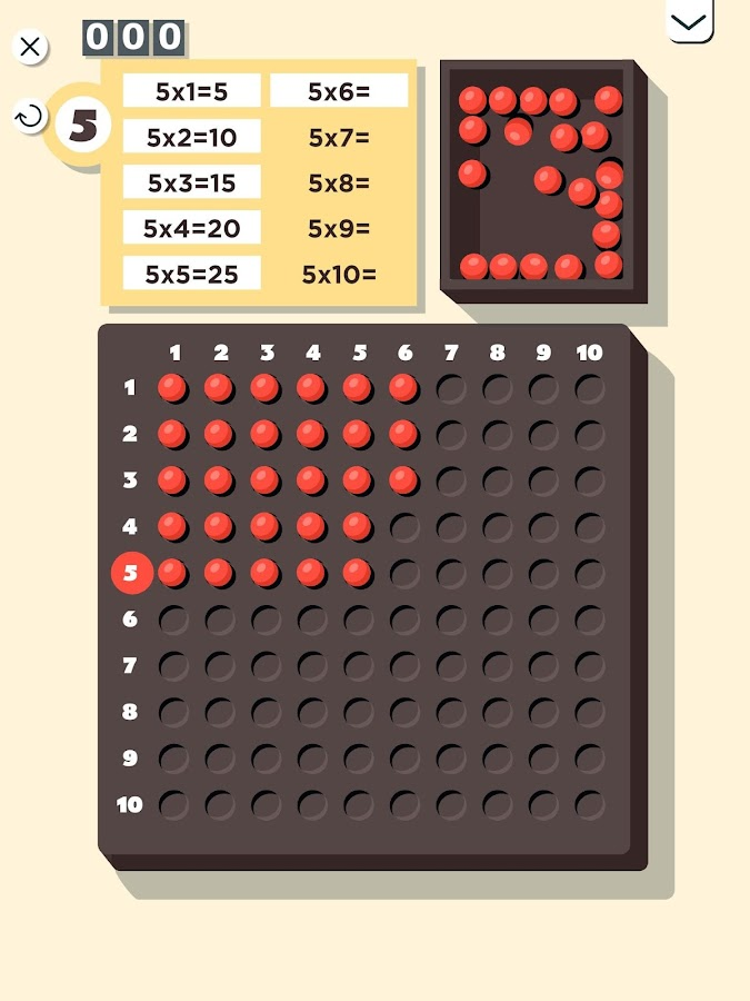 Montessori Math Multiplication Screenshot 11