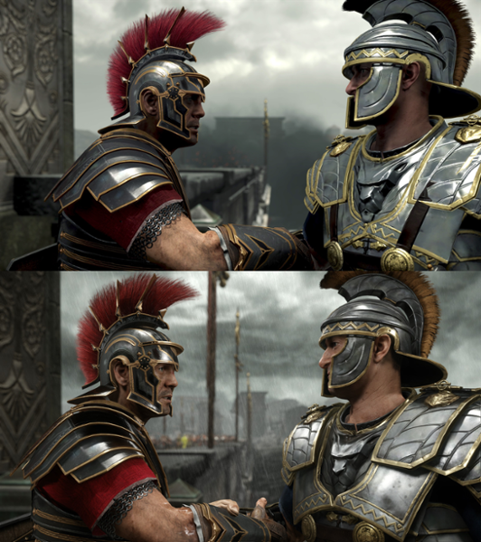 Crytek making Ryse: Son Of Rome at 900p for efficiency reasons