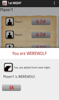 Screenshot of WEREWOLF