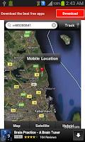 Screenshot of برنامج تحديد موقع المتصل