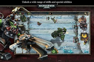 Screenshot of WH40k: Storm of Vengeance