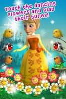 Screenshot of Talking Princess Free