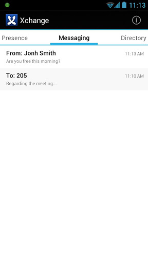【免費商業App】Samsung Xchange Mobile-APP點子