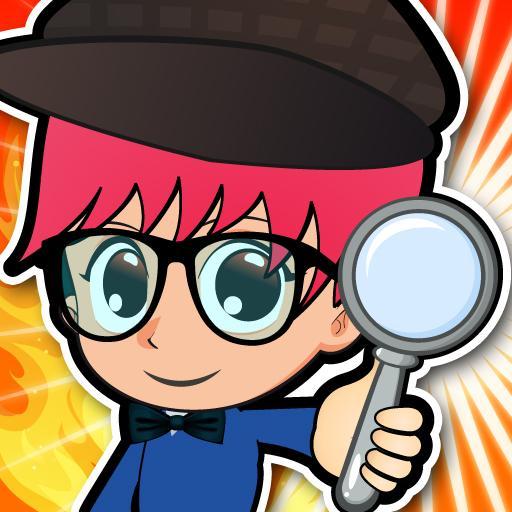 教育App|違いを見つける LOGO-3C達人阿輝的APP