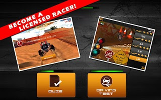 Screenshot of Badayer Racing