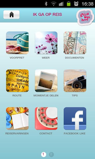 【免費旅遊App】Eliza-APP點子
