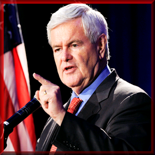2012 Candidate: Newt Gingrich 新聞 App LOGO-APP試玩
