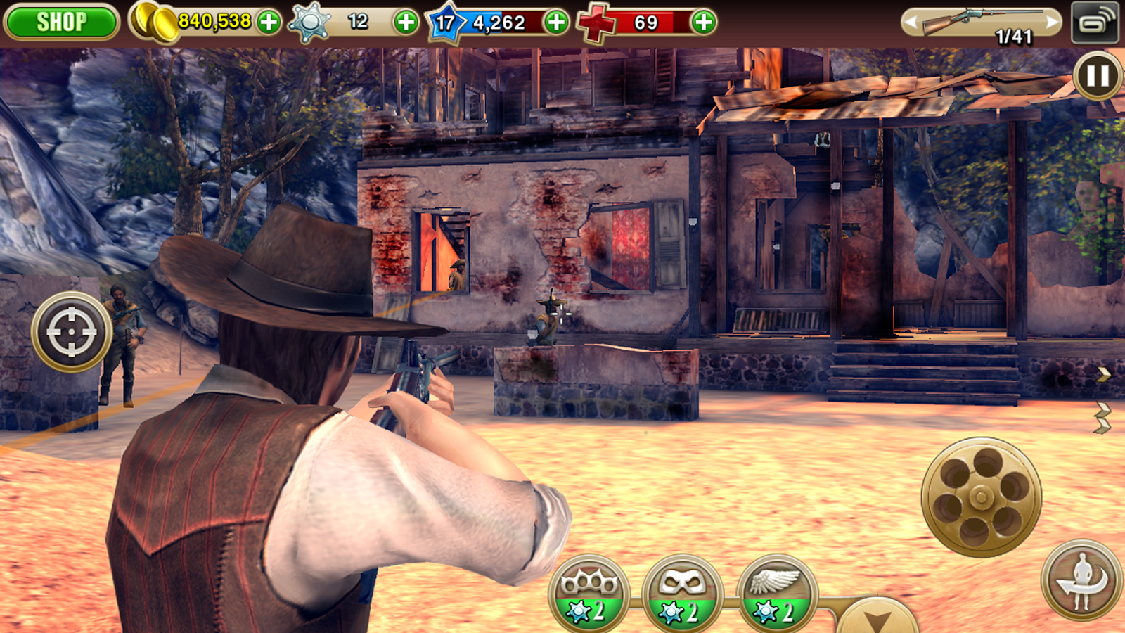 Six-Guns: Gang Showdown Screenshot 11