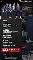 Screenshot of 1D Degree