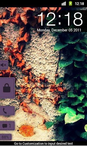 Pull Purple - MagicLockerTheme