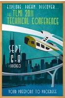 Screenshot of TLMI Tech Conference