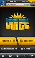 Screenshot of Basketball Kings