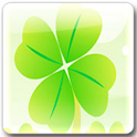 Lucky Clover Live Wallpaper icon