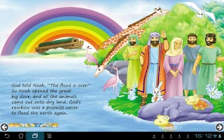 Screenshot of Famous People of the Bible