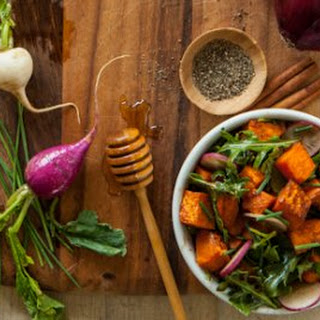 Roasted Sweet Potato Salad