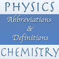 Download Physics, Chemistry Abr & Defs APK for Laptop