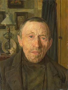 RIJKS: Martinus van Regteren Altena: painting 1902