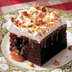 Butterscotch Chocolate Cake