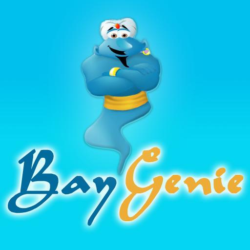 BayGenie eBay Auction Sniper LOGO-APP點子