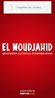 Screenshot of EL MOUDJAHID
