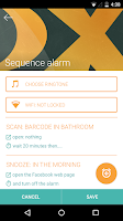 Screenshot of Morning Routine - Alarm Clock