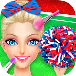 Cheerleader Girls Football Fan For PC (Windows & MAC)