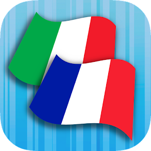 French Italian Translator Icon