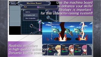 Screenshot of RPG Machine Knight