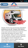 Screenshot of Campersereno