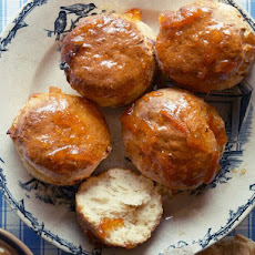 Cardamom and Orange Scones from 'Home Made Winter'