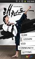 Screenshot of Taekwondo.Lesson
