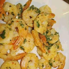 Spanish Sizzled Shrimp