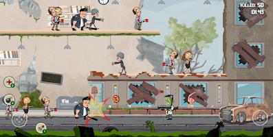Screenshot of Zombie Safari Apocalypse
