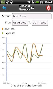 Personal Finances- screenshot thumbnail