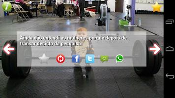 Screenshot of Frases Machistas Engraçada SMS