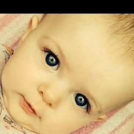 Cutie by Susan Moore-Kane - Babies & Children Babies ( cute baby eyes )